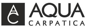 Logo Aqua Carpatica - Dulap Metalic - Fiset Metalic