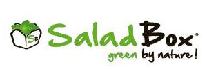 Logo Salad Box - Dulap Metalic - Fiset Metalic